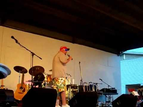 Cledus T. Judd - I Love Nascar Live