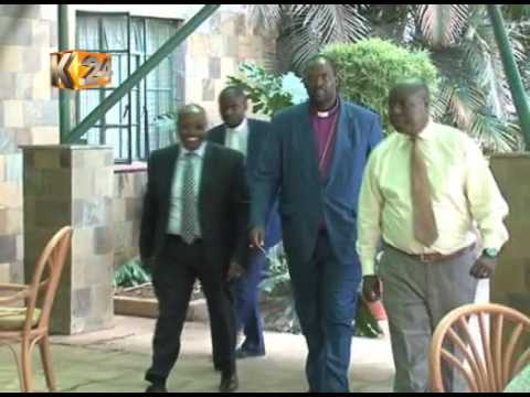 Inter Religious council of Kenya meets President Kenyatta over Doctors' strike