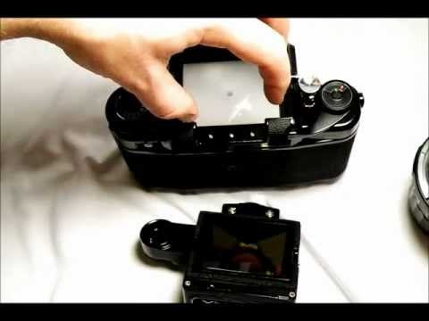 Introduction to the Pentax 6X7 MLU (Video 3 of 3) - YouTube