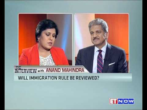 The Interview With Anand Mahindra | FULL SHOW