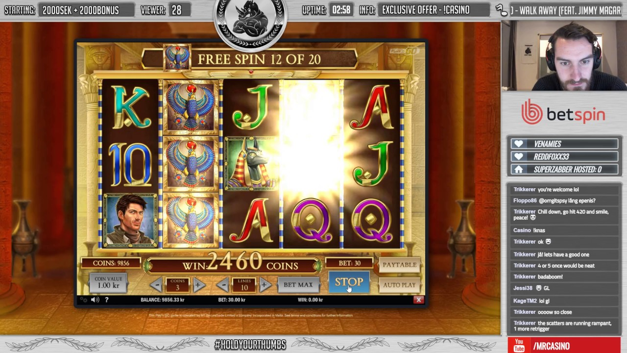 watch casino online book of fra
