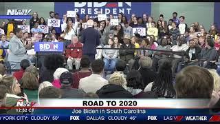 JOE BIDEN DEPORTATIONS: Crowd Gets Mad At Biden At His Own Rally