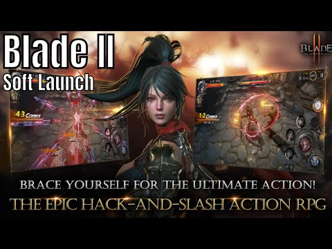 Blade II - The Return Of Evil: Soft Launch Is It Worth Playing?