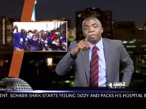 Late Nite : Headlines with Loyiso