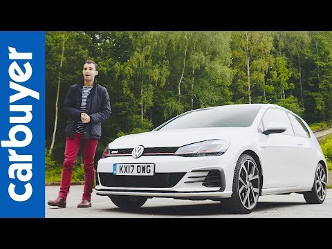 Volkswagen Golf GTI mk7.5 review 2017 - James Batchelor - Carbuyer