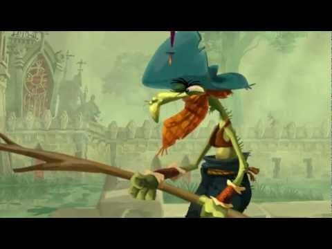 Rayman Legends Official Barbara  Trailer