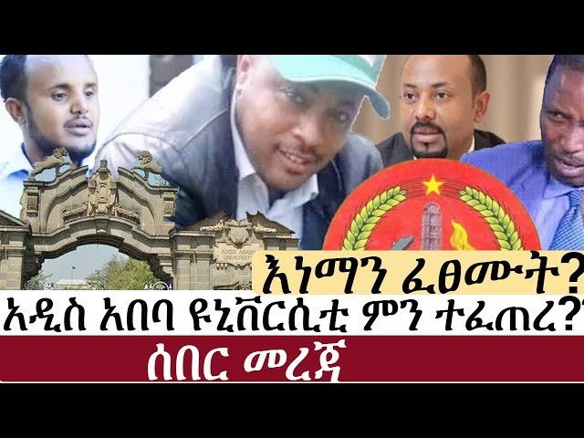 Daily Ethiopian News November 21, 2019