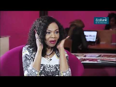 Against the Odds with Peace Hyde EP9 hosts Betty Irabor, founder of Genevieve magazine