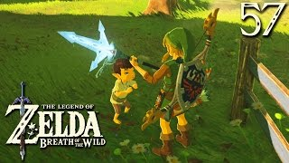 L'intégrale Zelda Breath of the Wild #57 : À LA RECHERCHE DU TRIDENT DES GLACES