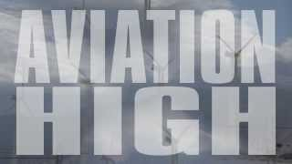 Semi Precious Weapons - Aviation High (LYRIC VIDEO)