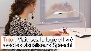 Logiciel interactif pour visualiseur Eye Present
