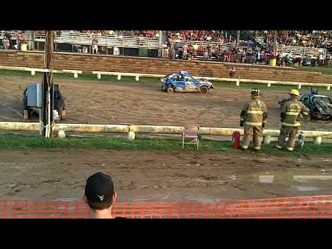 aug 8th 2018 greene county fair  mod compacts