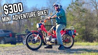 Barn Find 1979 Honda Trail 90 Runs for the First Time in 26 YEARS! Meet our New Favorite Honda!!