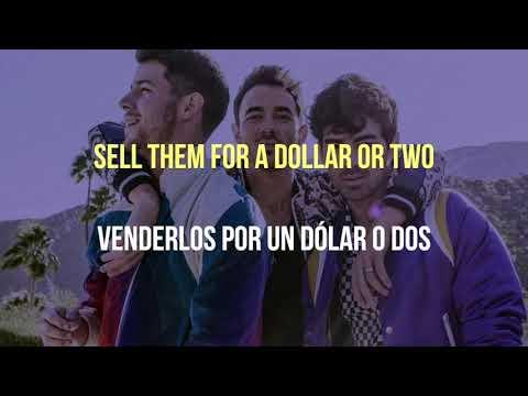 Cool - Jonas Brothers (lyrics/traducción Al Español) 🆒