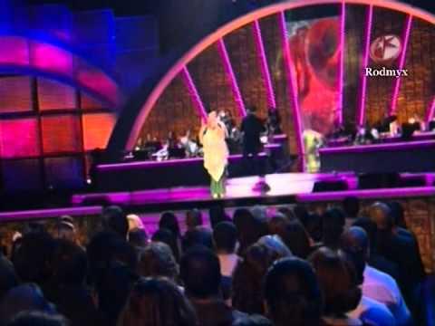 Olga tañon   basta ya homenaje Marco antonio solis en vivo 2008