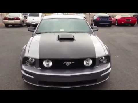 Mustang Gt 0 60 >> 2006 Ford Mustang GT Shaker Classic! - YouTube
