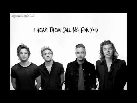 One Direction - Wolves (Lyrics Video)