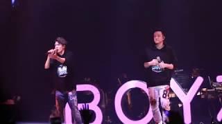 20181016 BOYZ - 眼紅館