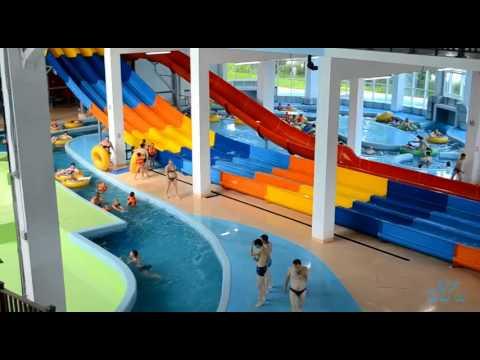 Как работает аквапарк в ярославле
