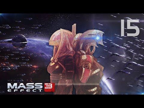 Судьба Тали и Легиона (Mass Effect 3) #15 *Дредноут гетов*