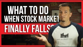 🤔How to respond to a falling stock market? | The Dough 💲how