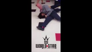 teacher judo slams student who attacks him when he tries to break up a fight response
