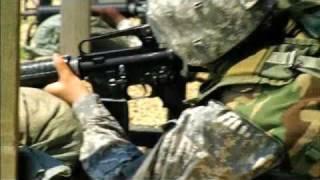 Basic Rifle Marksmanship (BRM) - M4 - M16 A2- 미국 기본사격 훈련