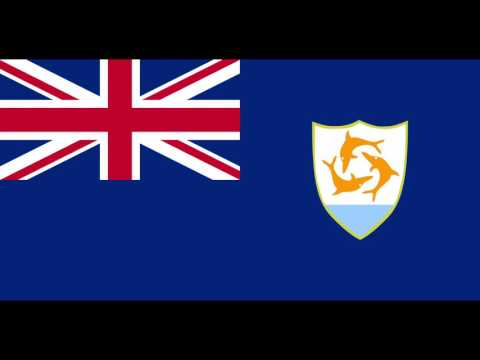 The anthem of the British Overseas Territory of Anguilla