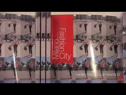 Fashion Illustrated presents Milano Fashion City Guides party