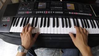 Hướng Dẫn Đàn Organ - Áo Mới Cà Mau - Nguyễn Kiên Music