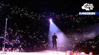 Repeat youtube video Sam Smith - Latch (Live at the Jingle Bell Ball)