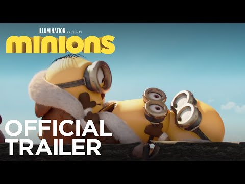 Minions - Official Trailer 3 (HD) - Illumination