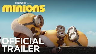 Minions - Official Trailer 3 (HD) - Illumination thumbnail