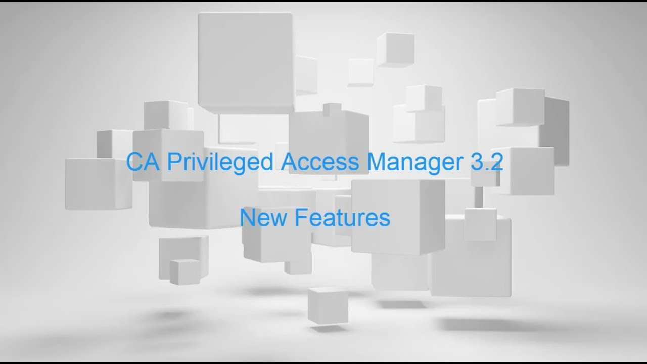 New Features and Enhancements in 3 2