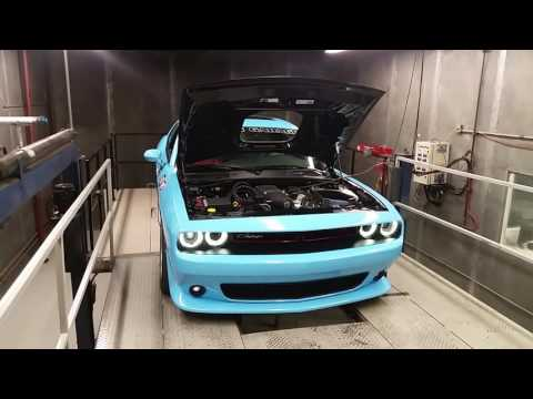2016 Challenger Scat Pack and 7 lb Magnuson Supercharger