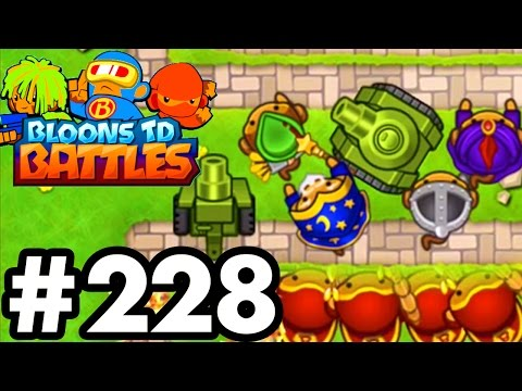 ALL EPIC *NEW* TOWERS | Monkey Apprentice/Dart Monkey/Cannon Skins!! | Bloons TD Battles Part 228