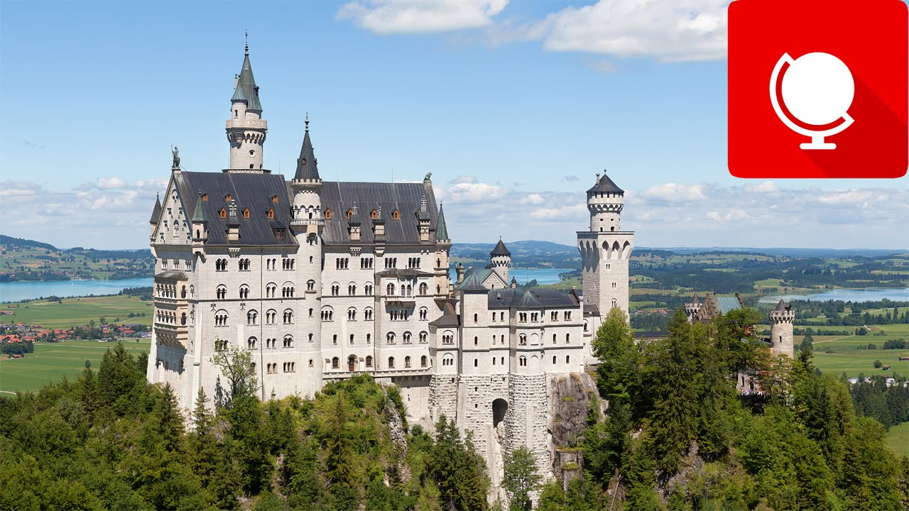 Germanys Most Beautiful Castles YouTube - 10 most enchanting towns in germany