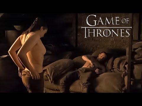 ARYA STARK || Sex scene with Gendry - Game of Thrones 8x02
