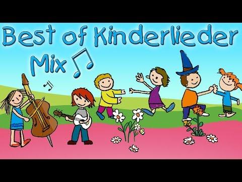 Der Best of Kinderlieder Mix - Für jeden was dabei! || Kinderlieder