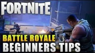 Tips for Beginners-Fortnite Battle Royale-Gameplay EN BR (FREE)