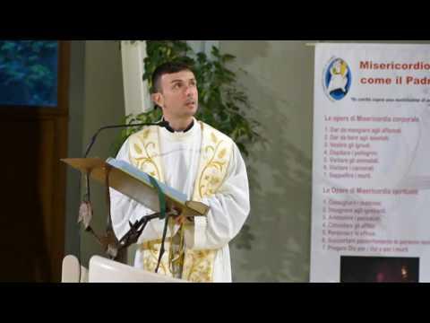 Adorazione Eucaristica e Rosario con meditazioni di Don Luigi Maria Epicoco Matera 14 ottobre 2016