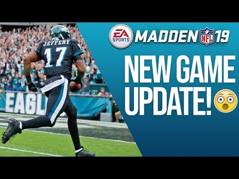 Madden 19 Series 3 Update - Everything You Need To Know!