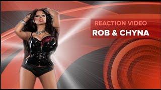 Rob Kardashian and Blac Chyna Reaction Video (via Kiimmi Kennedy)