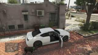 Grand Theft Auto V en Español 08 - (SIN SPOILERS) la huida mas EPICA! en directo!