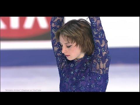"""[HD] Sarah Hughes - """"Turandot"""" 2000/2001 GPF - Final Round Free Skating"""