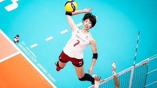Yuki Ishii (石井優希) - Amazing Volleyball Actions | Women's World Cup Japan 2019