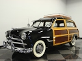 687 TPA 1949 Ford Woody Wagon