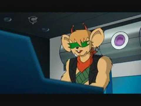 Biker Mice from Mars -AMV Rock this Town - YouTube