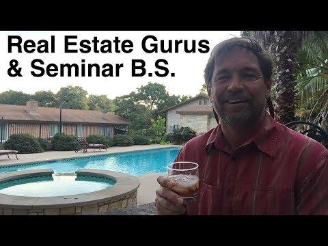 Poolside: Real Estate Gurus and Seminars That are Full of Bull Sh.t Than Merrill Legit?