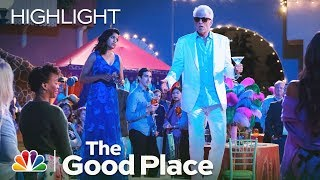 The Good Place - Michael's Midlife Crisis (Episode Highlight)